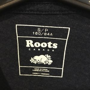Roots Tops - Park City Utah Roots long sleeve graphic tee shirt